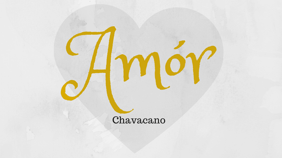 Love in Chavacano