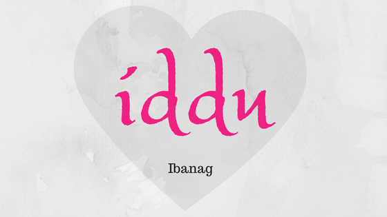 Love in Ibanag