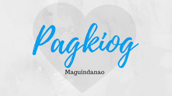 Love in Maguindanao language