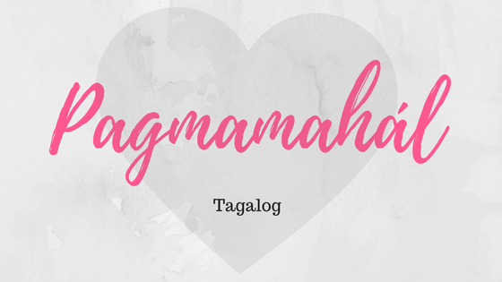 The Word Love in Different Philippine Languages