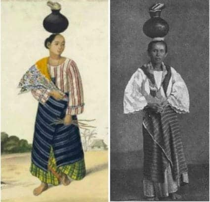 19th-century-milkmaid-in-manila