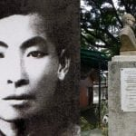 There's a monument in the Philippines built to honor one of China's greatest heroes. Why?