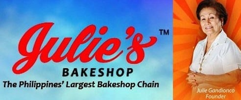 From Julie's Bake Shop Official Website