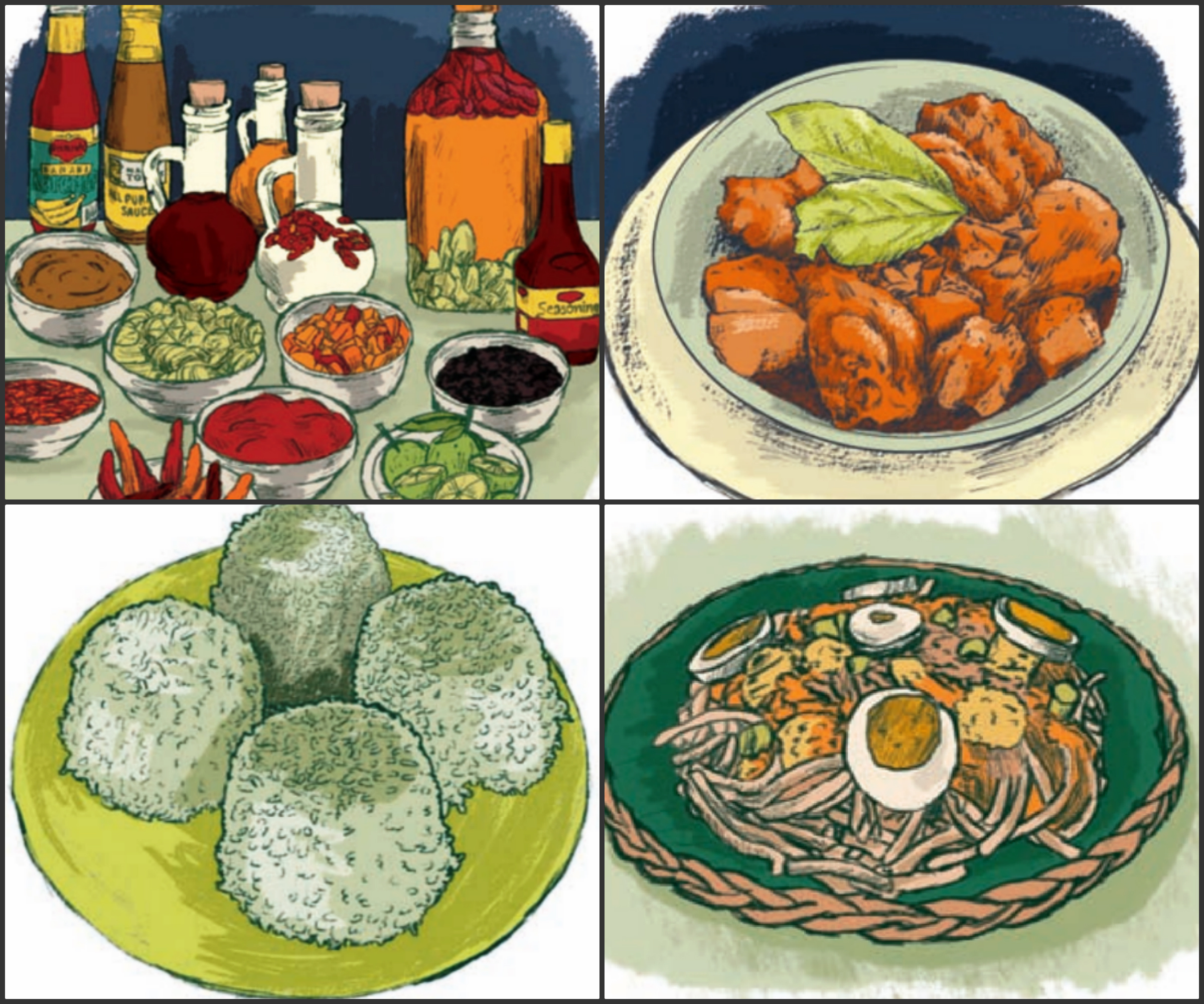 history of food culture