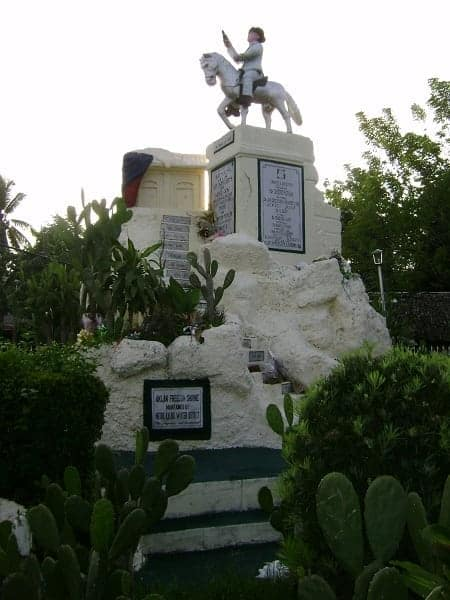 19 Martyrs of Aklan Freedom Shrine Kalibo